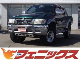 トヨタ ハイラックス スポーツピックアップ 2.7 ダブルキャブ ワイドボディ 4WD ストラーダフルセグナビ サンルーフ ETC