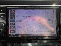 フルセグTV☆DVD再生☆純正メモリーナビで知らない町もスムーズに行くことが出来ます。