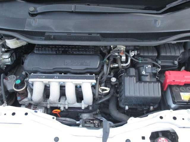 安心のエンジン