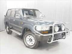トヨタ ランドクルーザー80 の中古車 4.2 VX パートタイム4WD ディーゼルターボ 北海道札幌市北区 278.0万円
