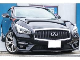 日産 フーガ 3.7 370GT タイプS ワンオーナー黒革シート純正ナビ全方位モニ