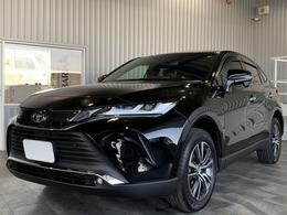トヨタ ハリアー 2.0 G ワンオーナー 純正ナビ フルセグTV