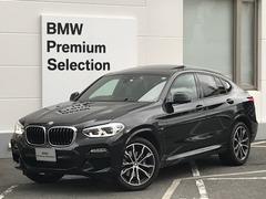 BMW X4 の中古車 xドライブ30i Mスポーツ 4WD 大阪府高槻市 598.0万円