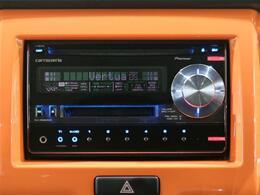 ●CDオーディオ『お好きな音楽を聞きながらのドライブも快適にお過ごしいただけます。』
