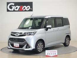 トヨタ タンク 1.0 カスタム G S メモリーナビ・ワンセグTV・ETC
