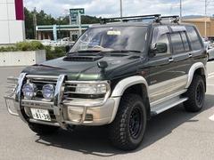 いすゞ ビッグホーン の中古車 3.0 プレジール ロング ディーゼルターボ 4WD 三重県伊賀市 148.9万円