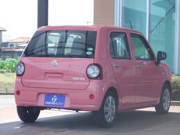 普段使いのお車にも可愛らしさを求める方に、ぜひ乗って頂きたい1台です。