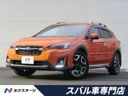 スバル XV 2.0i-S アイサイト 4WD アドバンスドPKG ルーフレール 純正ナビ