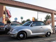 クライスラー PTクルーザーカブリオ の中古車 リミテッド 山梨県中巨摩郡昭和町 98.0万円