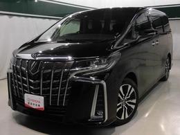 トヨタ アルファード 2.5 S Cパッケージ メモリーナビ ナビフルセグ 衝突被害軽減