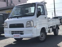 スバル サンバートラック 660 TB 三方開 4WD 車検整備付 軽自動車 4WD車