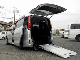 トヨタ エスクァイア 2.0 Xi ウェルキャブ スロープタイプ タイプII サードシート付 福祉車両 8人乗り ナビBカメラ
