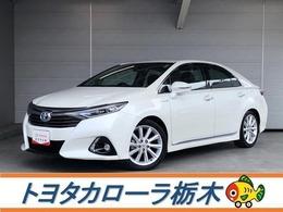 トヨタ SAI 2.4 G メモリーナビ・フルセグ・CD・本革シ-ト