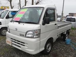 トヨタ ピクシストラック 660 スペシャル エアコン・パワステバージョン 3方開 4WD オートマ エアコン パワステ