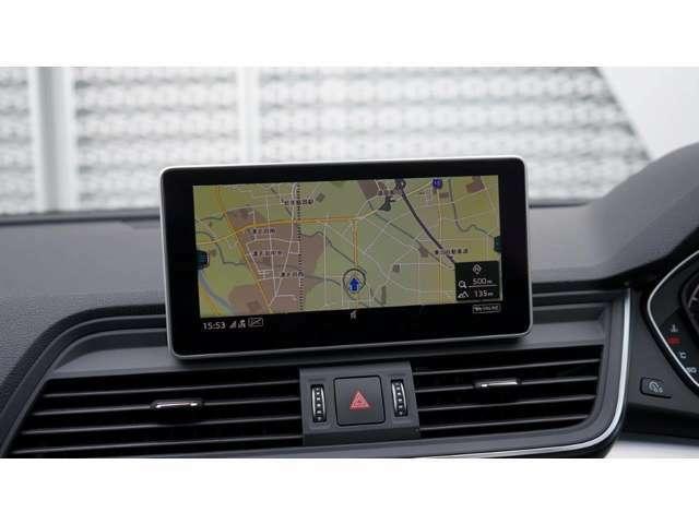MMI ナビゲーションテレマティクスハンズフリー (Bluetooth