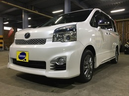 トヨタ ヴォクシー 2.0 ZS 煌Z 4WD 寒冷地仕様 BT対応ナビ 両側Pスライド