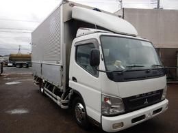 三菱ふそう キャンター ワイド アルミウィング車 積載2000kg