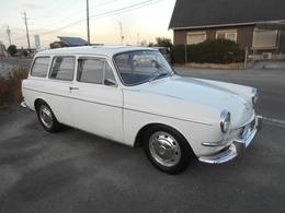 フォルクスワーゲン タイプIIIバリアント 1966年モデル 1600CC ツインキャブ