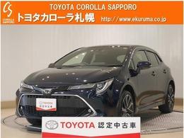 トヨタ カローラスポーツ 1.2 G Z 4WD メモリーナビ・バックモニター付