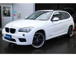 BMW X1 xドライブ 20i Mスポーツパッケージ 4WD HDDナビ フルセグ ETC 20AW
