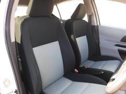 しっかりとしていて上質な座り心地のシートです。 座り心地も良くて長時間の運転も快適ですよ。 肌触りの良いシートが評判です。