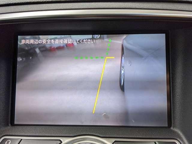 サイドカメラ付!!発進時や駐車場での安全確認に!!