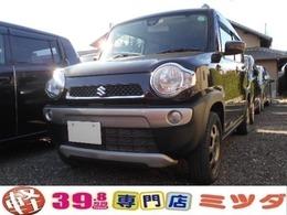 スズキ ハスラー 660 G ナビ 1ヶ月/走行無制限保証付