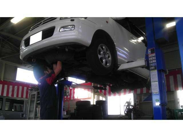 Aプラン画像:★納車整備時に6つの部品を予め新品交換しますので、より安心してお乗りいただけます。もちろん取付工賃込み価格です。とってもお得に新品部品に交換できます!
