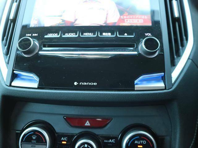 ウィルスの抑制と、脱臭、美肌に効果があるナノイー発生器で車内も快適です!