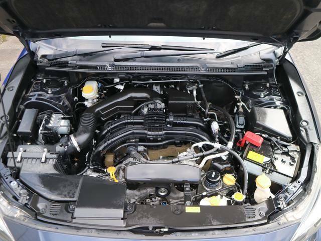 スバルと言えば水平対向エンジン通称ボクサーエンジン何か力強さを感じます!
