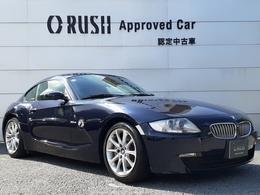 BMW Z4クーペ 3.0si 赤革 キセノン ナビ 直6エンジン