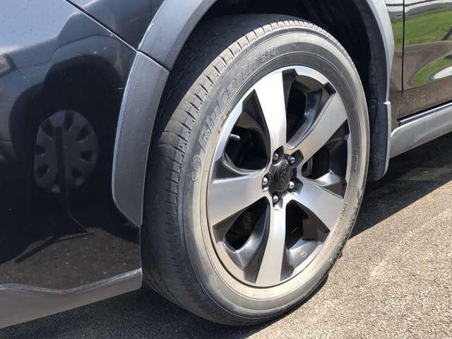 タイヤ新品へ交換いたします!