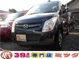 マツダ AZ-ワゴン 660 XG 1ヶ月/走行無制限保証付
