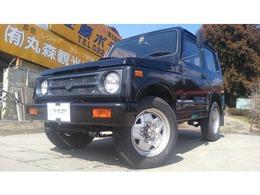 スズキ ジムニー 660 ワイルドウインド リミテッド 4WD フルノーマル AT