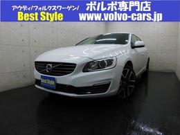 ボルボ V60 D4 ダイナミック エディション ディーゼルターボ インテリ/黒革/純ナビ/Bカメラ/1オナ/保証