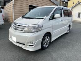 トヨタ アルファード キャンピング 新規架装 完成車