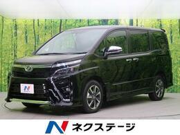 トヨタ ヴォクシー 2.0 ZS 煌II 4WD 禁煙 SDナビ 両側電動ドア 衝突軽減装置