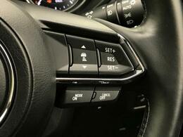 レーダークルーズコントロール ミリ波レーダーで先行車との速度差や車間距離を認識。約30~115km/hの範囲で、先行車との車間を維持しながら追従走行できます。、長距離走行でのドライバーの負担を軽減☆