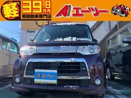 ダイハツ タント 660 カスタム X スペシャル 社外ナビ 片側電動スライドドア