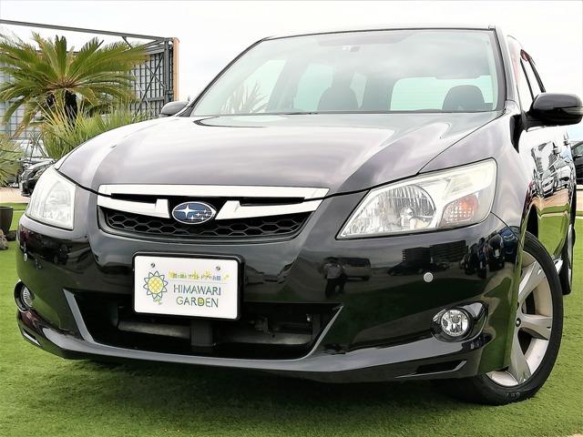 特別仕様車「アドバンテージライン」のエクシーガが入庫。HIDヘッド・合成皮革シート・スポーツペダル標準装備。