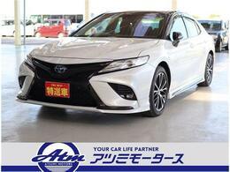 トヨタ カムリ 2.5 WS 2トーン・TRDエアロ・マフラー・ナビ