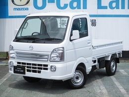 マツダ スクラムトラック 660 KC エアコン・パワステ 4WD KX キーレス CD