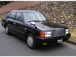 トヨタ コンフォート SG 個タク上り タクシー LPG