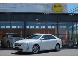 トヨタ カムリハイブリッド 2.5 Gパッケージ 純正SDナビ/ナノイーエアコン/クルコン