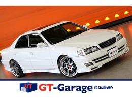 トヨタ チェイサー 2.5 ツアラーV グランドパッケージ MT換装車 パワーFC 19inAW 車高調 マフラー