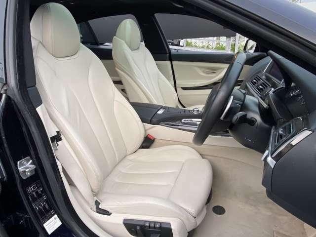 ☆人間工学に基づいて設計されたシートは適度なクッション性が有り、長時間のドライブにおいても疲労感が出ないようになっております☆