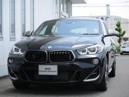 BMW X2 M35i 4WD セレクトP・SR・黒レザー