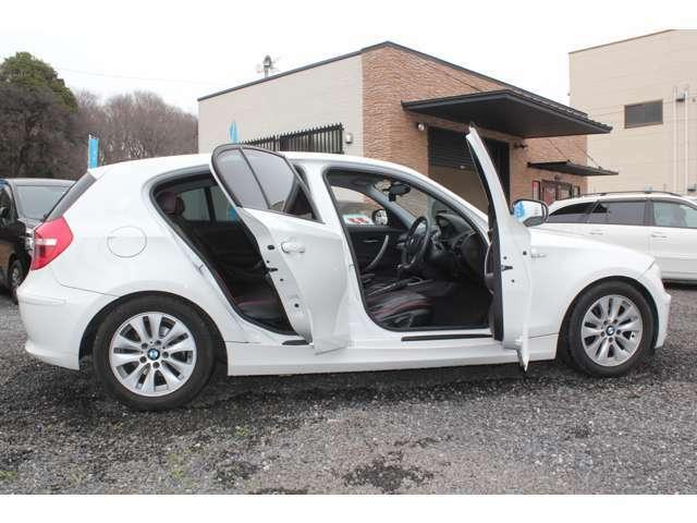 普段使いからロングドライブまで、幅広く活用できる車です。