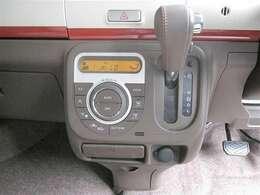 空調はオートエアコン装備で快適空間です。( *´艸`)良いわ~