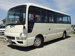 日産 シビリアン バス ロングSXターボ 29人乗・6AT・オートスイングドア